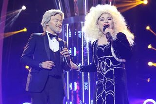 'YFSF Kids': Elha returns as Dolly Parton; sings duet with Noel