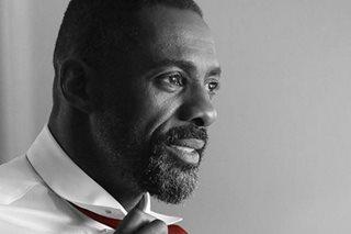 The name's Idris: Elba fuels Bond speculation