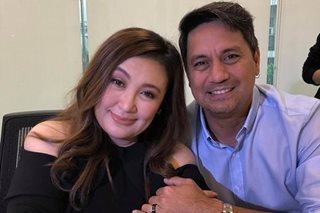 Richard Gomez gives advice to Sharon Cuneta in dealing with bashers