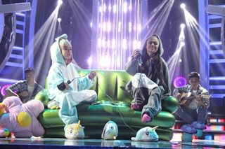 Sheena, AC are as chill as Miley and Ariana on 'Your Face Kids'