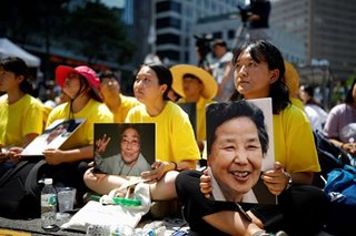 S. Korea seeks 'amicable solution' to comfort women issue with Japan