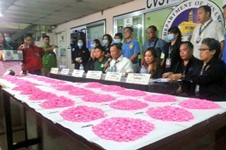 P25 million worth of ecstasy seized in Pasay
