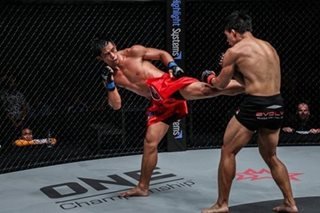 MMA: Honorio Banario looks for early finish vs Singaporean opponent