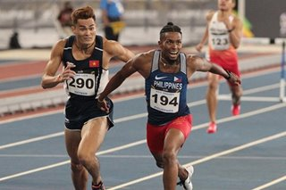 Olympic hopefuls Cray, Uy take 2-month rest as athletic season goes on break