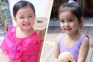 LOOK: Marian's 'dalaginding' Zia charms netizens