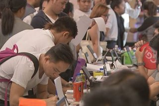 'Tech-voc' training, tinitingnang tulong sa job mismatch