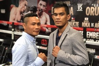 World-title fight between Pinoys Donnie Nietes, Aston Palicte ends in a draw