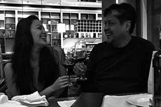 LOOK: KC pens heartfelt birthday message for 'dad' Kiko Pangilinan