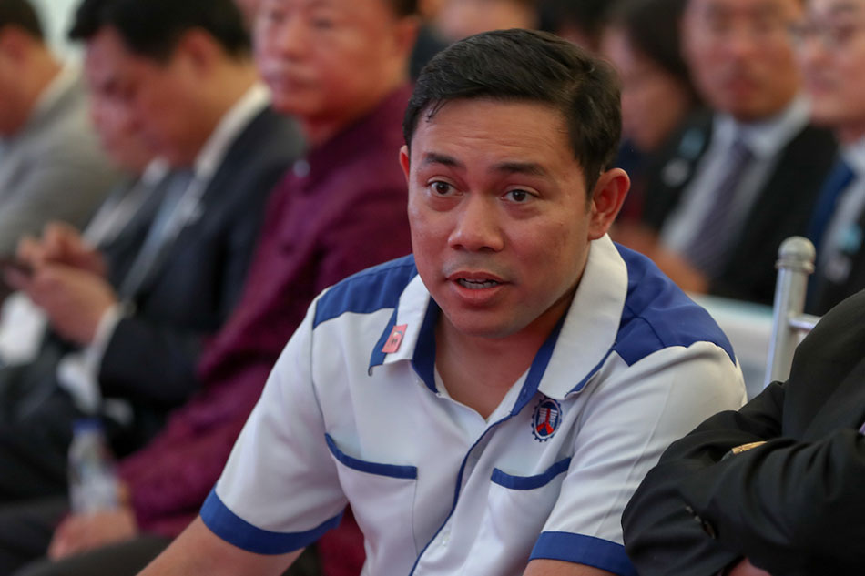 Villars orders creation of task force to probe alleged DPWH corruption