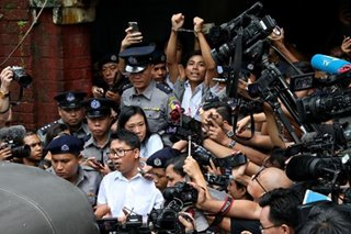 UN: Myanmar waging 'campaign against journalists'