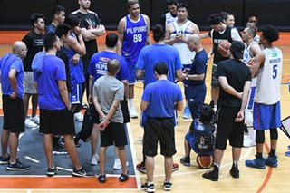 FIBA World Cup: Complete attendance once more at Gilas national practice