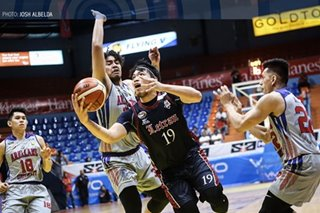 NCAA: Letran routs Arellano in first game without Balanza