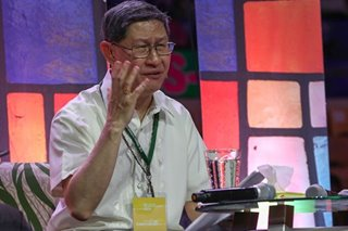 Tagle to law enforcers, gov't officials: We cannot play God