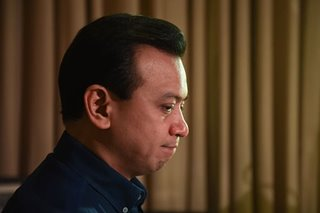 Another Makati court defers arrest warrant vs Trillanes, pending hearing