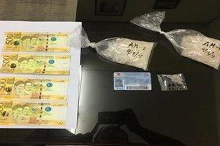 P1 milyong halaga ng 'shabu', nakumpiska sa Cavite