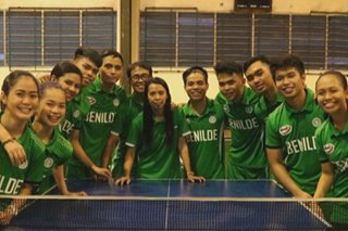 Game Time: Saint Benilde's journey to NCAA table-tennis '5-peat'
