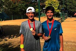 Tennis: Pinoy teen Matthew Garcia seeks juniors title No. 2 in Sri Lanka
