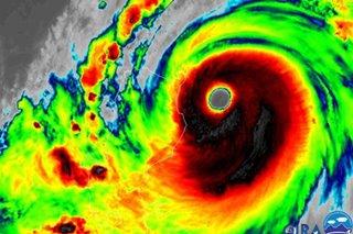 7 areas under Signal No. 4 after 'Ompong' makes landfall