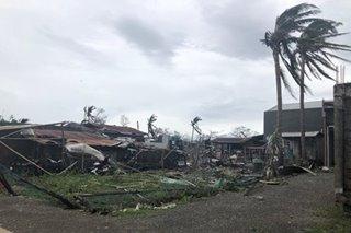 LOOK: Devastation at Ompong's 'ground zero'