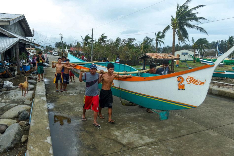 Ompong leaves trail of destruction in Luzon 17