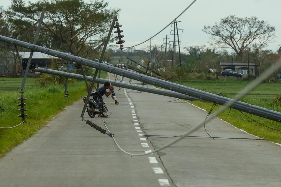Ompong leaves trail of destruction in Luzon 14