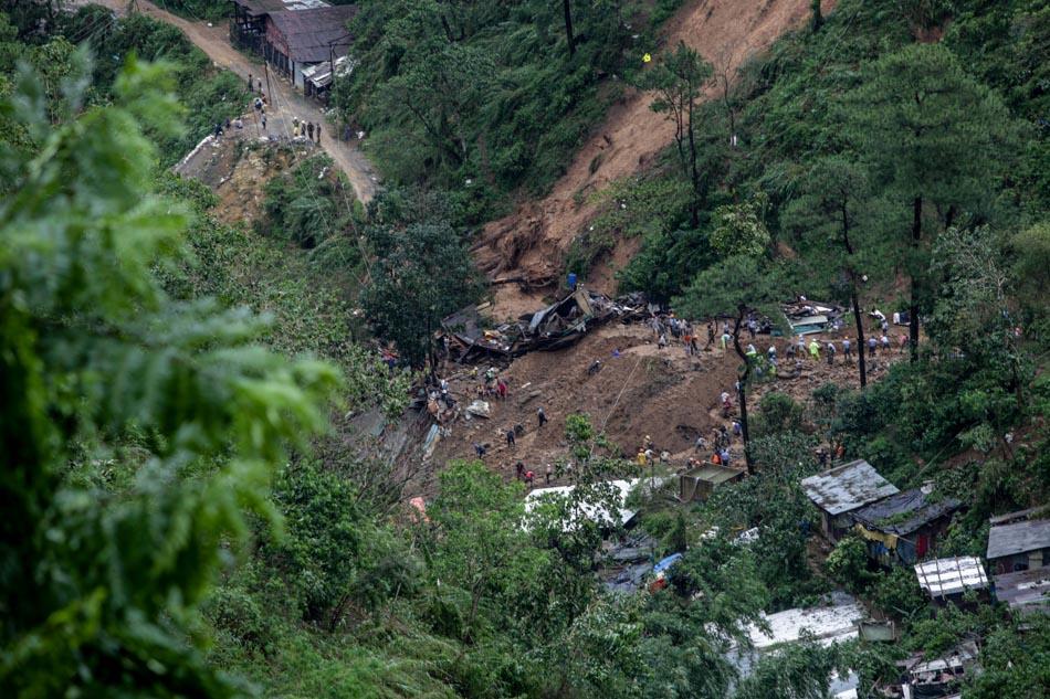 Ompong leaves trail of destruction in Luzon 19