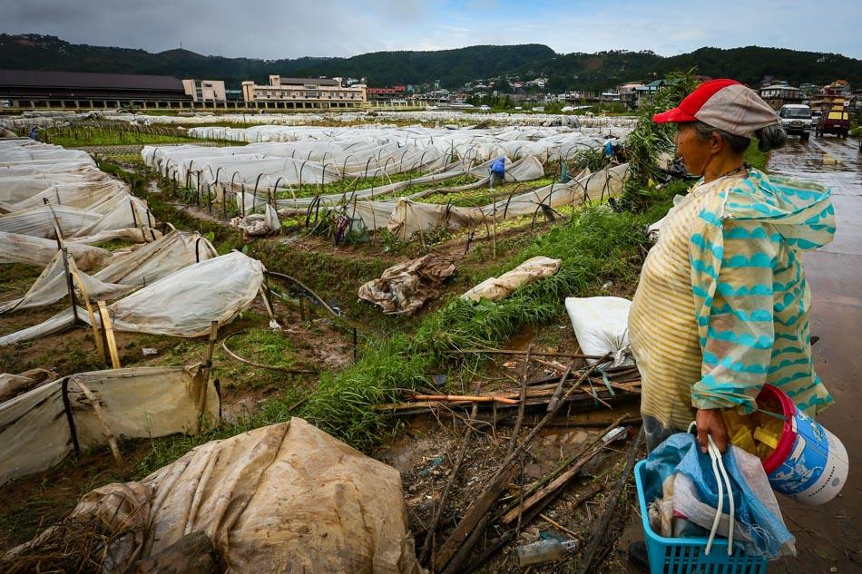 Ompong leaves trail of destruction in Luzon 2