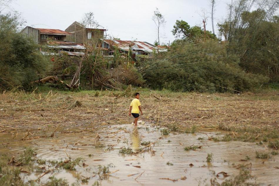 Ompong leaves trail of destruction in Luzon 4