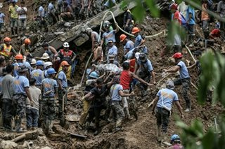 9 bodies retrieved, 44 still buried in Itogon landslide