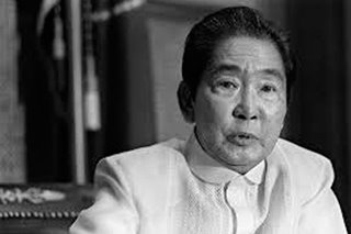 Marcos regime left PH judiciary in shambles: Diokno, Saguisag