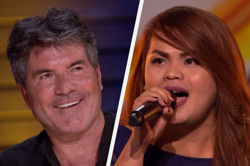 WATCH: Filipino contestant stuns 'X Factor UK' judges | ABS-CBN News
