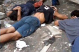 11 timbog sa drug ops sa Taguig, Parañaque