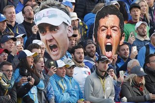 Golf: Determined Europe extends Ryder Cup lead to 8-4