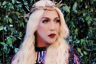 Vice Ganda has sharp retort to comment criticizing couture gown at charity ball