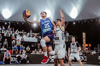 FIBA 3x3 Under-23 World Cup: Pinoys coast past Turkmenistan for first win