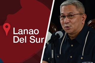 3 local drug groups eyed behind Lanao del Sur ambush: PDEA chief
