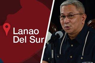 3 local drug groups eyed behind Lanao del Sur ambush: PDEA chief