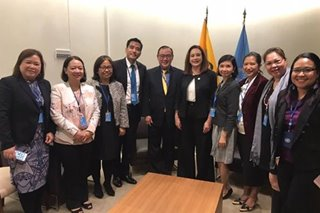 Philippines wins seat in UN Human Rights Council