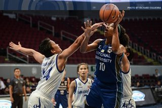UAAP women's basketball: 71 straight wins and counting, as NU crushes FEU