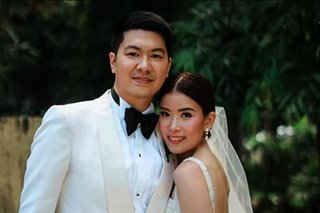 LOOK: Celebrity stylist Kimi Yap ties the knot in star-studded wedding