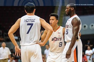 PBA: Power is back at Meralco as Bolts pull off comeback win over NLEX