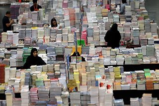 'World's largest book sale' comes to Middle East at giant hangar in Dubai