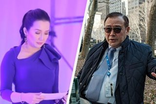 After diagnosis, Kris Aquino 'scolded' by Teddy Boy Locsin
