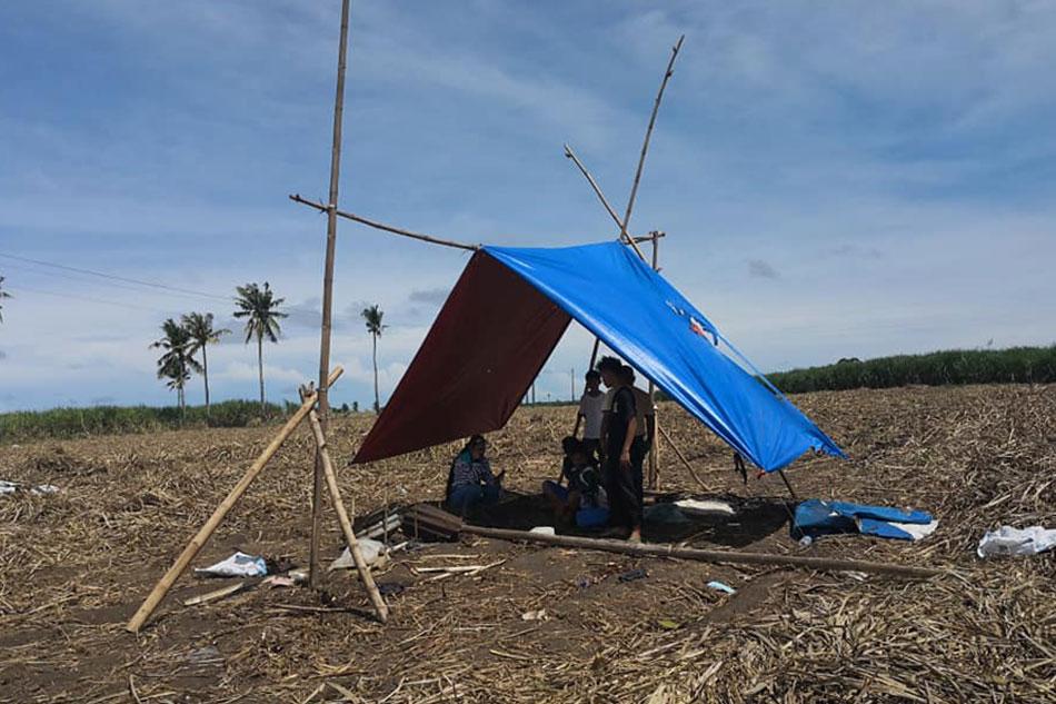 Kaanak ng mga pinatay na magsasaka sa Negros Occidental, nangangamba rin