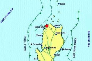 Magnitude-4.7 quake jolts Ilocos Norte
