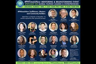 Global Pinoy professionals to gather in Orlando for mentoring event