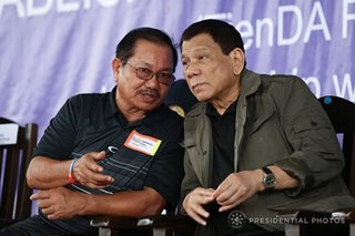 Duterte appoints Piñol as Mindanao dev't agency chief