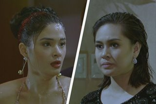 'Halik' recap: Fans cheer on Jacky as she douses Jade's delusions