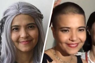 Alessandra de Rossi shaves head, declines to say why