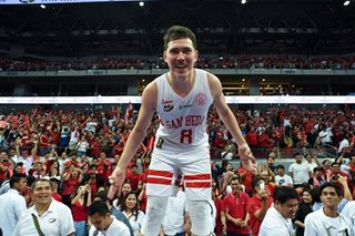 Bolick 'deserves to be No. 1 pick,' San Beda coach says